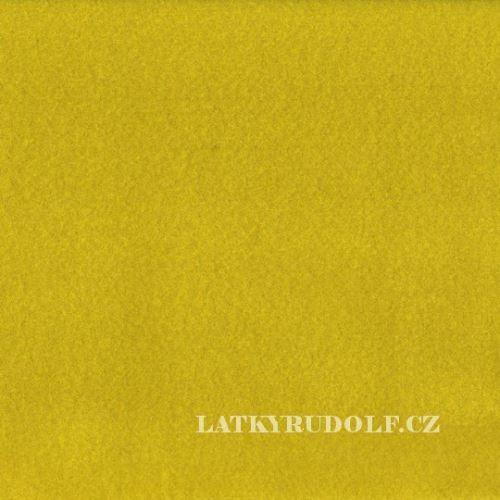 Plsť dekorační bal. 50x60cm, 120-kanárk.žlutá