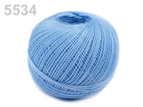 Příze Sněhurka_5534-blankytná modř