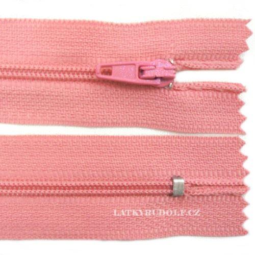 zip-spiralovy-3mm-nedelitelny-137-tmave-ruzova
