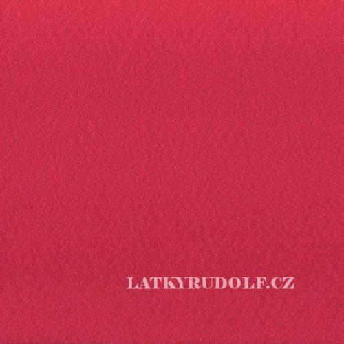Plsť dekorační bal. 50x60cm, 075-malinová