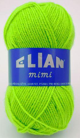 Příze Elian Mimi_3304-zelená