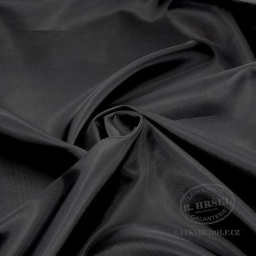 Látka Podšívkovina 50g černá 163332