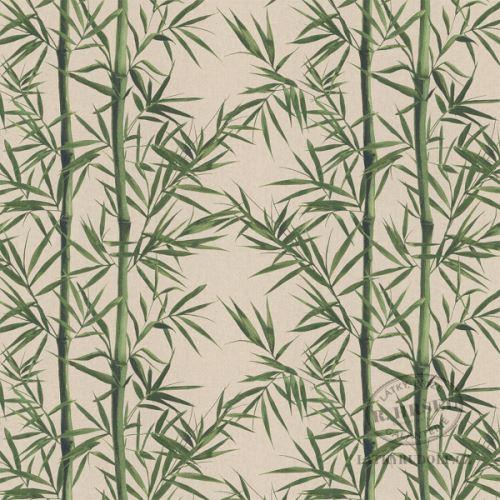 Látka Bambus pevné režné 102956