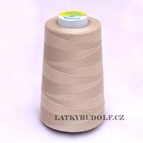 Nit HARD polyesterová 4570m 307-béžová