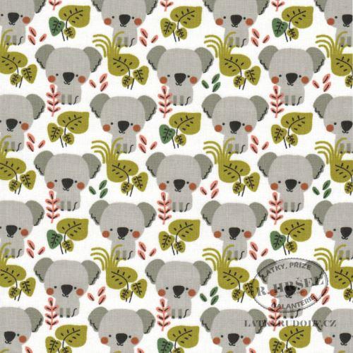 Látka Medvídek koala Kowali 103550