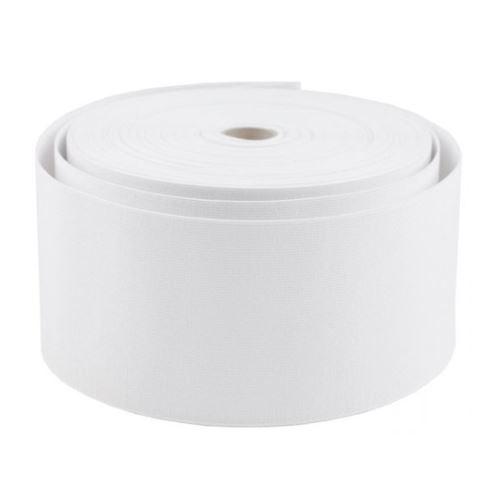 Pruženka plochá 150mm bílá