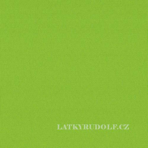 Látka Kočárkovina jarní zelená 176506