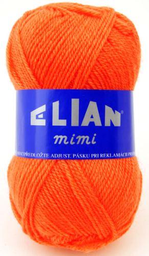 Příze Elian Mimi_4566-oranžová