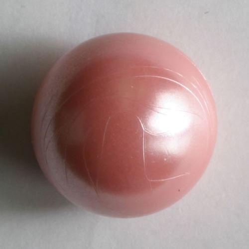 Knoflík Dill 10mm perla 201183 růžová