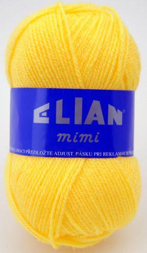 Příze Elian Mimi 145-žlutá