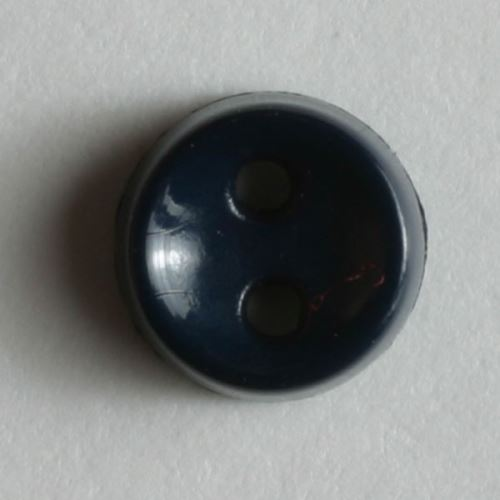 Knoflík Dill 7mm mini tm.modrý 150176