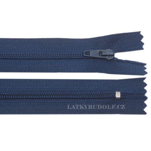 zip-spiralovy-3mm-nedelitelny-330-tmave-modra