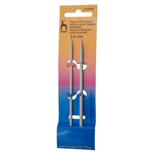 Jehlice pomocné rovné 2-5mm