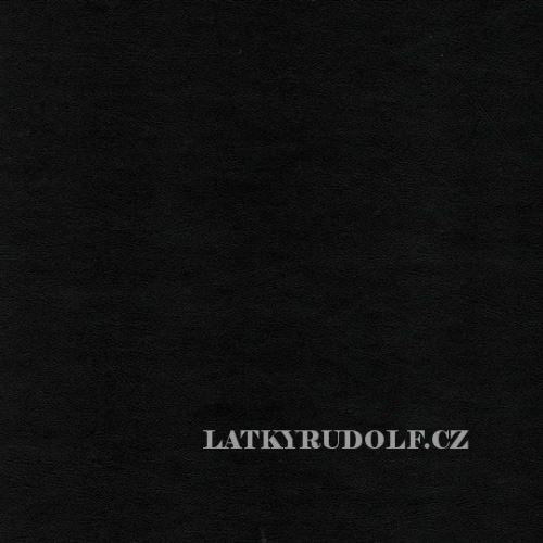 Koženka v metráži oděvní černá 189332