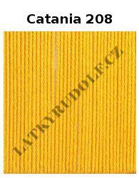 Příze Catania_0208-kanárková