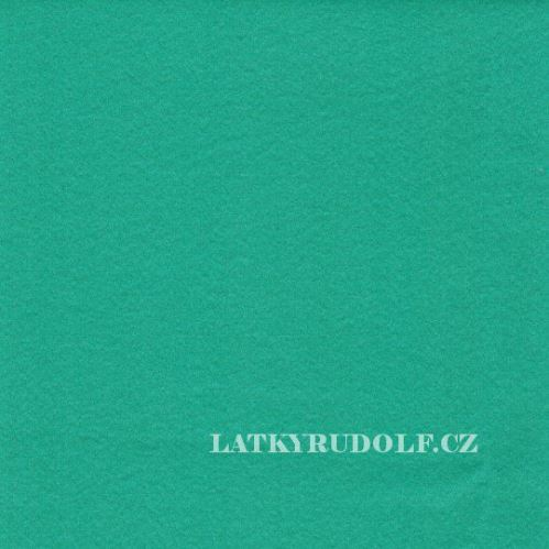 Plsť dekorační bal. 50x60cm, 055-tyrkys