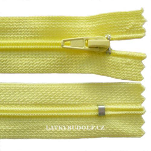 zip-spiralovy-3mm-nedelitelny-109-sv-zluta