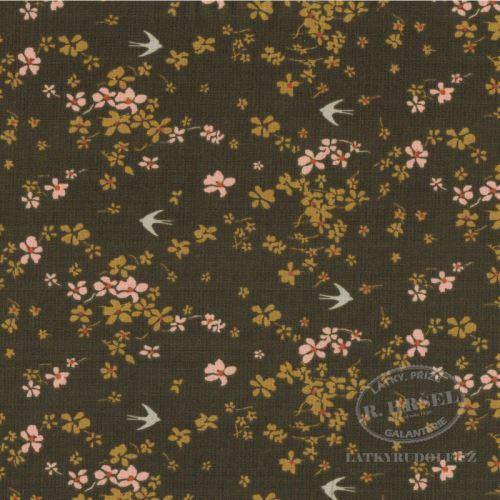 Látka Květy Shima 4U 103486