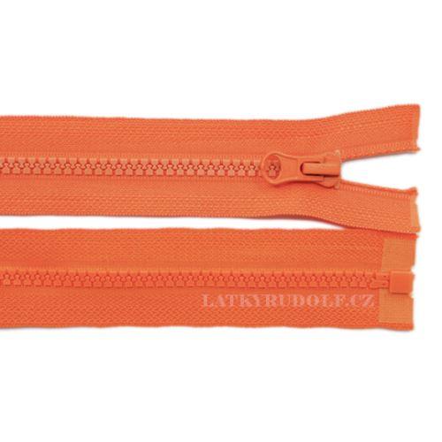 zip-kosteny-5mm delitelny-157L-oranzová